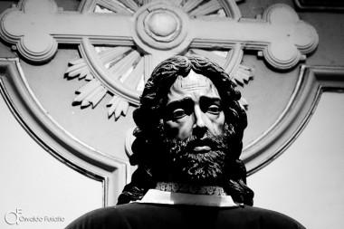 Imagem do Senhor Jesus na Catedral de Buenos Aires