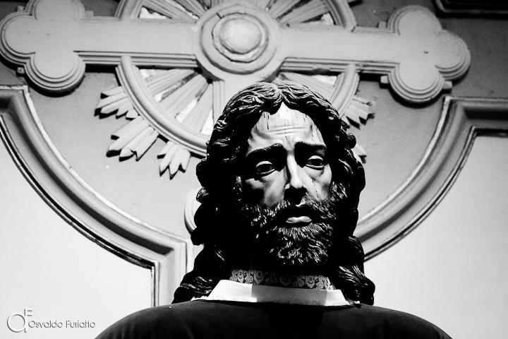 As 100 Sacras: Dia 1 - Imagem do Senhor Jesus na Catedral de Buenos Aires
