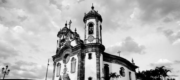 Igreja de São Francisco em São João del Rei