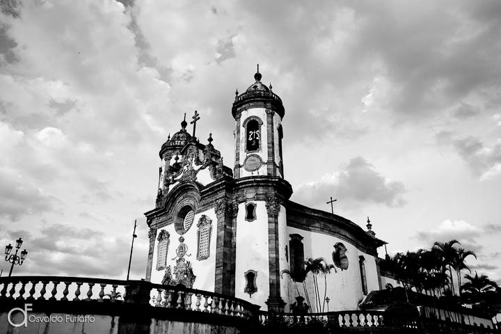 As 100 Sacras: Dia 2 - Igreja de São Francisco em São João del-Rei