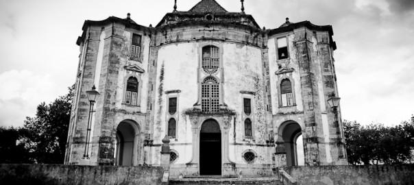 As 100 Sacras: Dia 8 - Santuário do Senhor Jesus da Pedra em Óbidos, Portugal