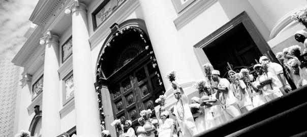 As 100 Sacras: Dia 15 - Cerimônia de lavagem das escadarias da Catedral Metropolitana de Campinas