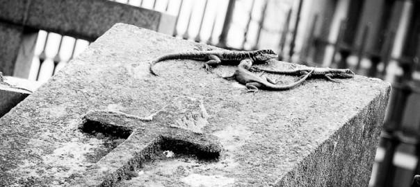 As 100 Sacras: Dia 16 - Túmulo no cemitério da Igreja de Nossa Senhora do Carmo em Ouro Preto