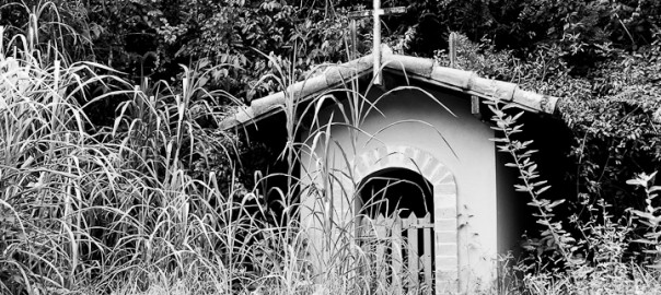 As 100 Sacras: Dia 17 - Capela às margens de uma estrada rural