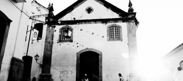As 100 Sacras: Dia 23 - Igreja de Nossa Senhora do Rosário em Paraty, Rio de Janeiro