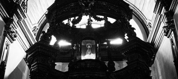 As 100 Sacras: Dia 26 - Altar de Nossa Senhora Aparecida na Catedral Metropolitana de Campinas, São Paulo