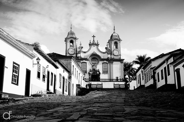As 100 Sacras: Dia 29 - Igreja Matriz de Santo Antônio em Tiradentes, Minas Gerais