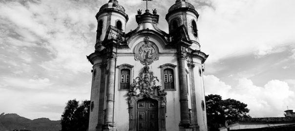 As 100 Sacras: Dia 31 - Igreja de São Francisco de Assis em Ouro Preto, Minas Gerais