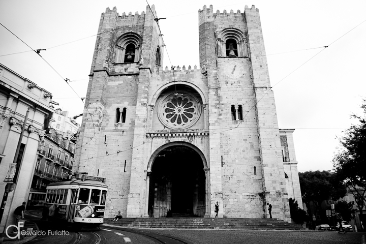 As 100 Sacras: Dia 35 - Catedral da Sé de Lisboa, Portugal