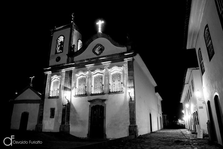 As 100 Sacras: Dia 39 - Igreja de Santa Rita e Museu de Arte Sacra de Paraty, Rio de Janeiro