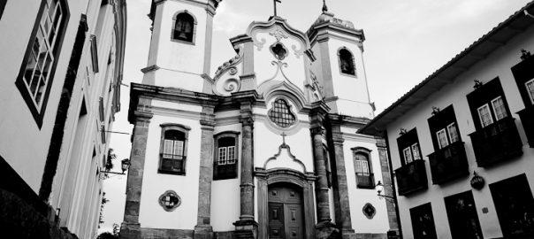 As 100 Sacras: Dia 50 - Igreja matriz de Nossa Senhora do Pilar em Ouro Preto, Minas Gerais