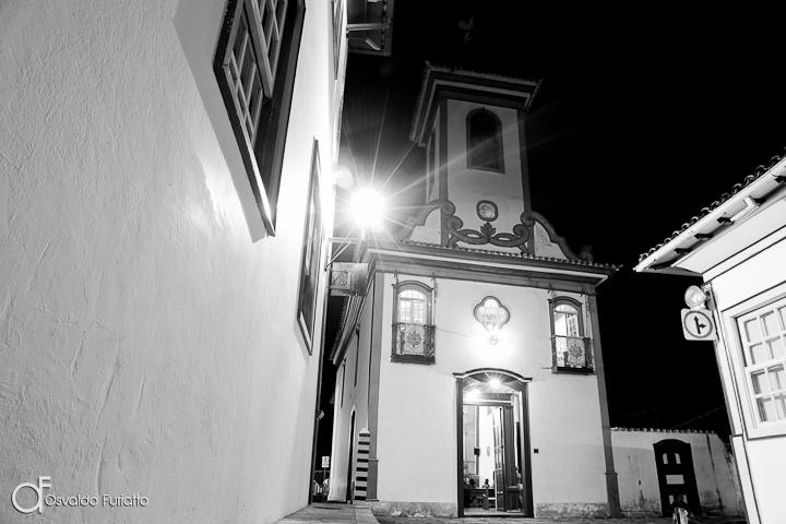 As 100 Sacras: Dia 53 - Igreja de Nossa Senhora do Amparo em Diamantina, Minas Gerais