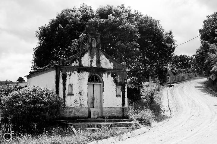 As 100 Sacras: Dia 56 - Capela abandonada na zona rural de Socorro, São Paulo