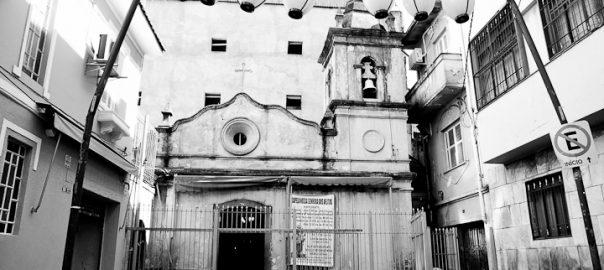 As 100 Sacras: Dia 62 - Capela dos Aflitos na Liberdade, São Paulo