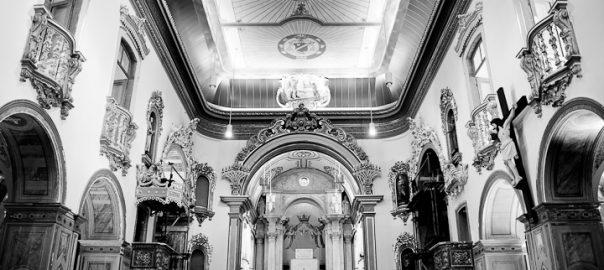 As 100 Sacras: Dia 67 - Interior da Basílica Velha de Nossa Senhora Aparecida em Aparecida, São Paulo