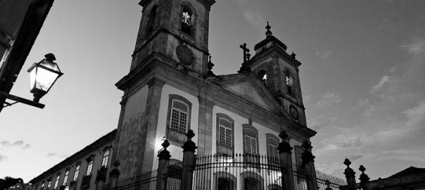As 100 Sacras: Dia 74 - Igreja matriz de Nossa Senhora do Pilar em São João del-Rei, Minas Gerais
