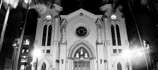 As 100 Sacras: Dia 75 - Basílica de Nossa Senhora do Carmo em Campinas, São Paulo