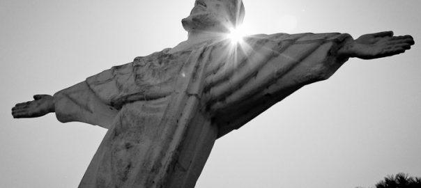 As 100 Sacras: Dia 76 - Cristo Redentor de Vinhedo, São Paulo