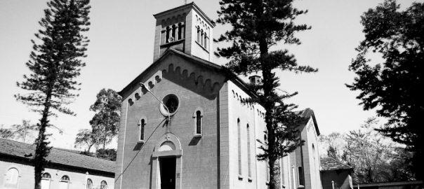 As 100 Sacras - Dia 77 - Capela de São Pedro em Piracicaba, São Paulo