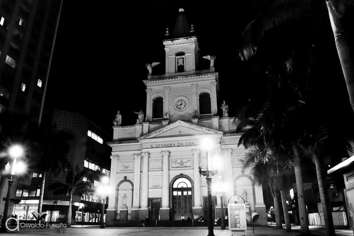 As 100  Sacras: Dia 79 - Catedral de Nossa Senhora da Conceição em Campinas, São Paulo