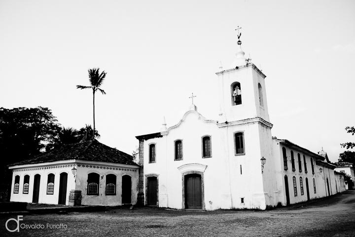 As 100 Sacras: Dia 80 - Igreja de Nossa Senhora das Dores em Paraty, Rio de Janeiro