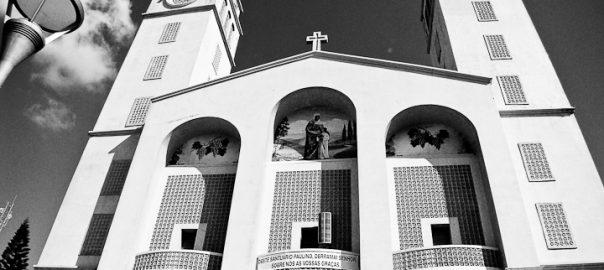 As 100 Sacras: Dia 81 - Igreja Matriz de Santana em Vinhedo, São Paulo