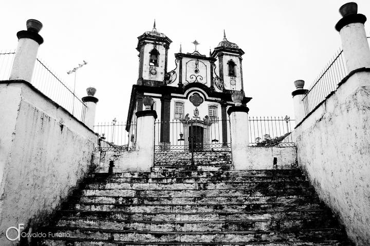 As 100 Sacras: Dia 87 - Santuario de Nossa Senhora da Conceição de Antônio Dias em Ouro Preto, Minas Gerais
