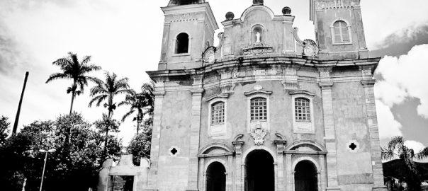 As 100 Sacras: Dia 89 - Igreja de São Pedro dos Clérigos em Mariana, Minas Gerais