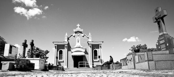 As 100 Sacras: Dia 94 - Capela do Cemitério São Miguel e Almas em Campinas, São Paulo