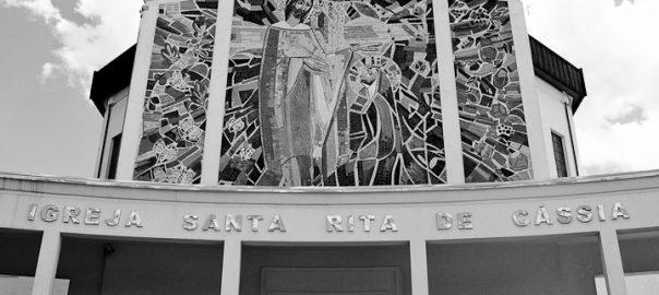 As 100 Sacras: Dia 95 - Igreja de Santa Rita de Cássia em Campinas, São Paulo