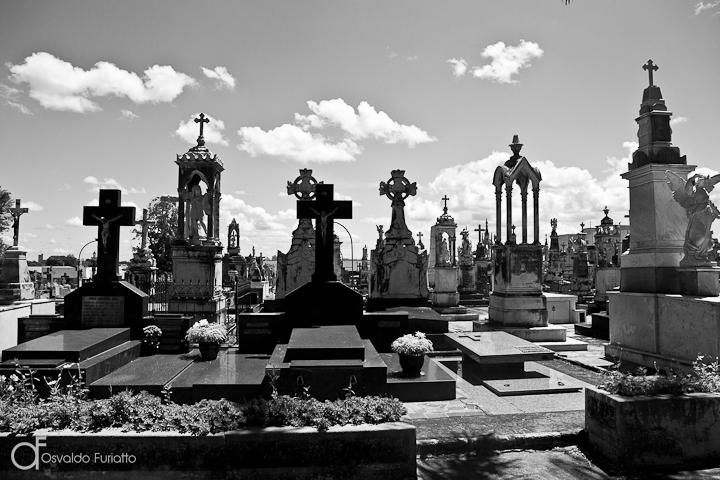 As 100 Sacras: Dia 98 - Cemitério da Saudade em Campinas, São Paulo