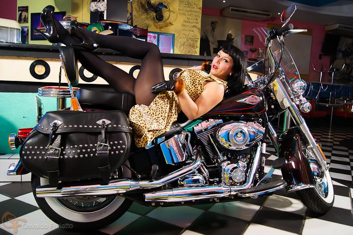Harley-Davidson Heritage Softail Classic #umamotopordia #osvaldofuriatto
