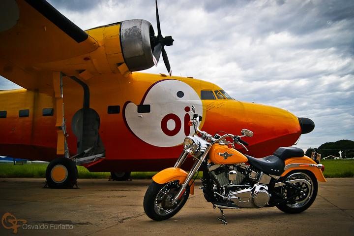 Harley-Davidson FatBoy #umamotopordia #osvaldofuriatto