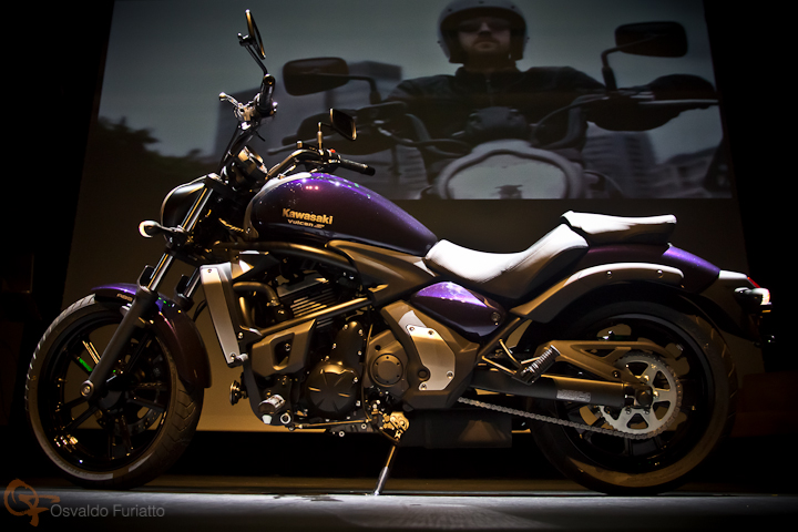 Kawasaki Vulcan S #umamotopordia #osvaldofuriatto