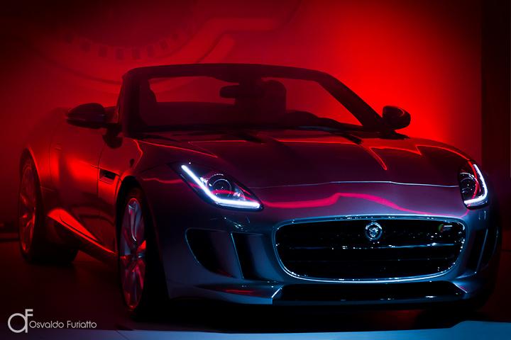 Lançamento Jaguar