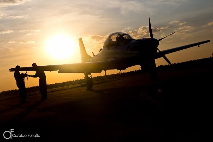 EMB-314 A-29 Super Tucano