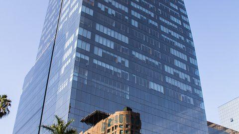 Edifício espelhado
