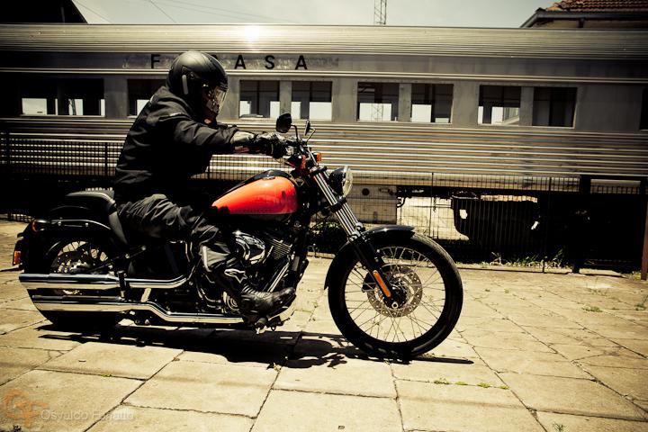 Harley-Davidson Blackline #umamotopordia #osvaldofuriatto