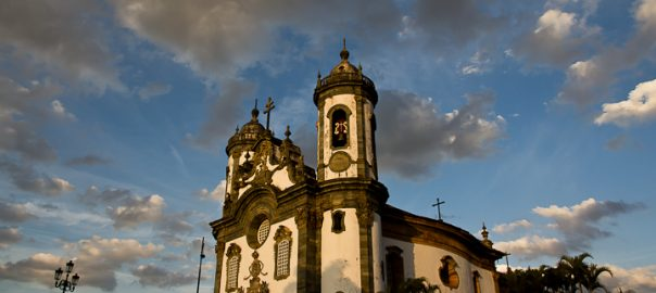 Igreja de São Francisco de Assis, São João del-Rei, Minas Gerais