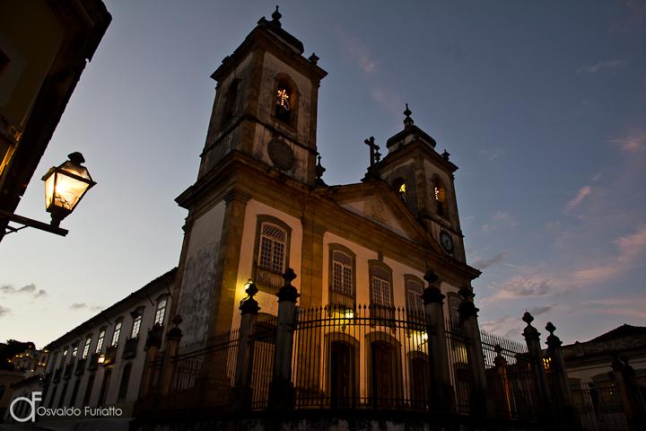 Igreja matriz de Nossa Senhora do Pilar, São João del-Rei, Minas Gerais