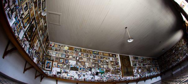 Sala dos ex-votos do Santuário do Bom Jesus de Matosinhos, Congonhas, Minas Gerais