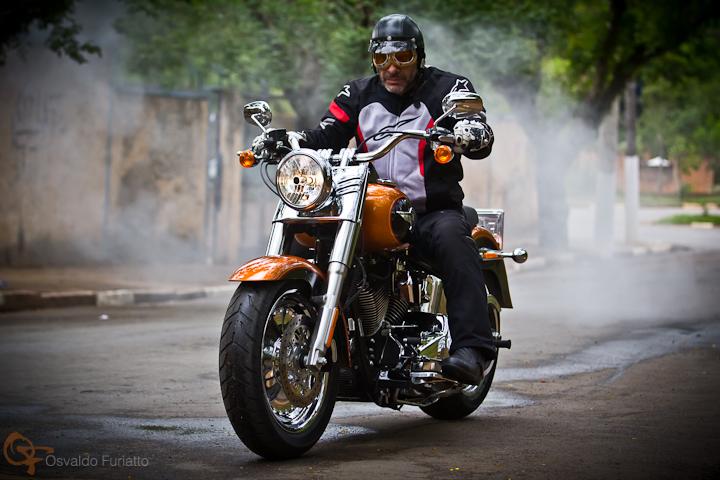 Harley-Davidson Fat Boy 2015 #umamotopordia #osvaldofuriatto