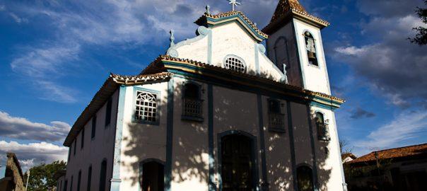 Igreja de Nossa Senhora do Rosário, Diamantina, Minas Gerais