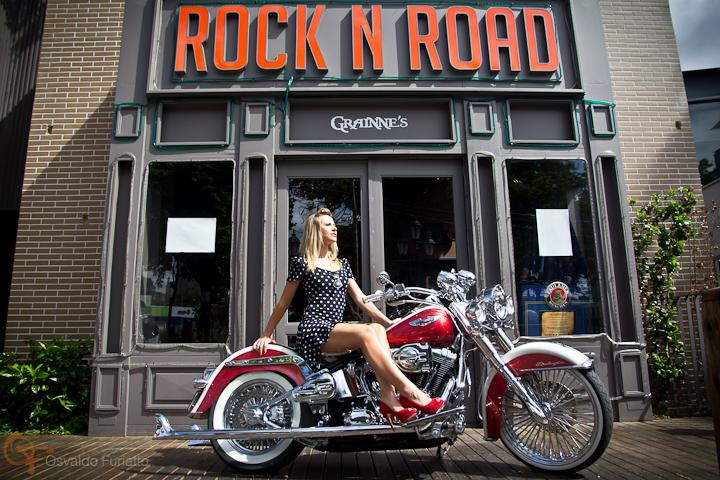 Harley-Davidson Deluxe #umamotopordia #osvaldofuriatto