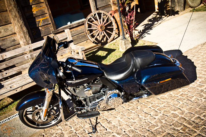 Harley-Davidson Street Glide #umamotopordia #osvaldofuriatto