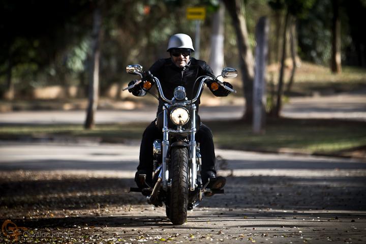 Harley-Davidson Sportster 1200 Custom #umamotopordia #osvaldofuriatto