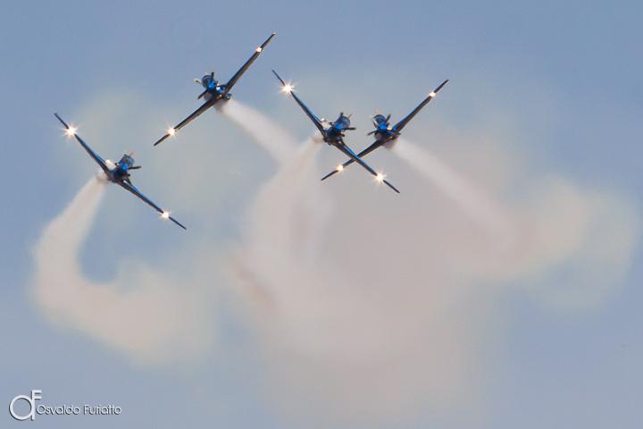 Esquadrão de Demonstrações Aéreas da FAB (Esquadrilha da Fumaça)