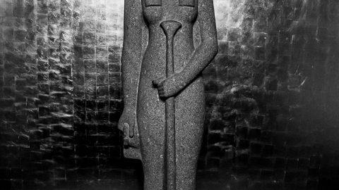 Estátua da Deusa Sekhmet, XVIII Dinastia, 1539-1292 antes de Cristo (a.C.)