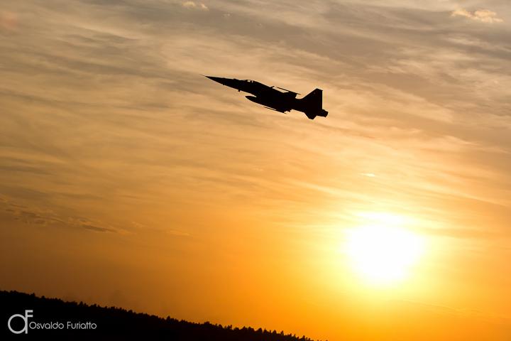 Northrop F5 da FAB